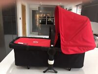 Red Bugaboo Buffalo *with extras*