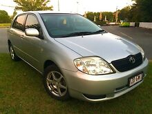 2002 Toyota Corolla in great cond with very low KLMS!! Oxley Brisbane South West Preview