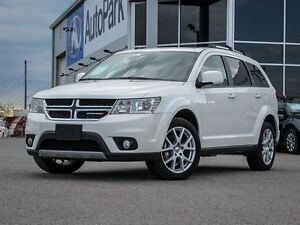 2016 Dodge Journey Limited|Leather Interior