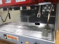 Brasilia Firenze 2 Group Commercial Coffee Machine