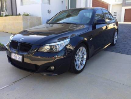 BMW 530i M sport 2005 Carine Stirling Area Preview