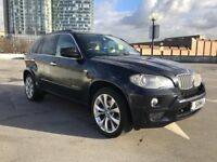2009 59 BMW X5 35d M SPORT ** 7 SEATER ** MUST VIEW FULLY LOADED, TOO MANY EXTRAS £9500.00