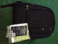 Briggs & Riley Travelware Casual Daypack Glide, Black, VB414