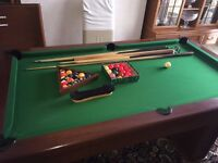 Riley Snooker/ Pool table