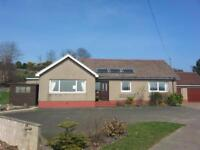 Clachaig House, Pitscottie, 5 miles from St Andrews with hot tub