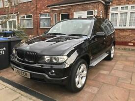 Bmw X5 3.0d Sport with panoramic Roof