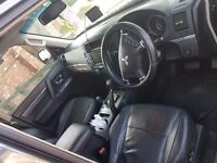 2007 mitsubishi shogun 3.2 diesel auto very well looked after £7250