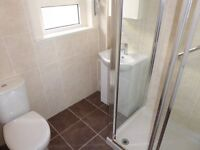 2 bedroom cottage flat; newly renovated; desireable area Crosslee Houston; Gryffe catchment