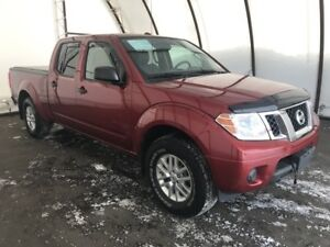 2014 Nissan Frontier TONNEAU COVER, SLIDING BACK WINDOW, WIND...