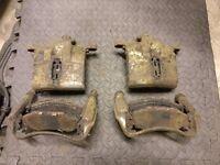 Honda ITR integra Type R Front Brake upgrade for Civic 282mm