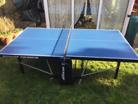 Used Dunlop EVO 6000 HD Outdoor Tennis table