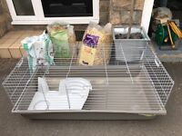 Indoor Rabbit Hutch/Cage