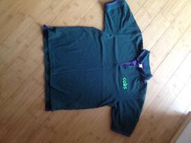 cub scout polo shirt size 30