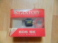 Stanton 605 SK DJ Pro Cartridge
