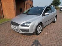 FORD FOCUS 1.6 ZETEC CLIMATE (07) HPI CLEAR