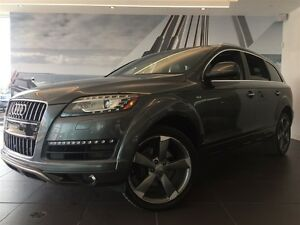 2014 Audi Q7 3.0T SPORT 21'' ROTOR OFF ROAD PACK