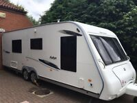 Compass Rallye 634 - 2009 Facelift Model - 4 Berth - Twin Axle - £1kk's worth of extras - MUST SEE