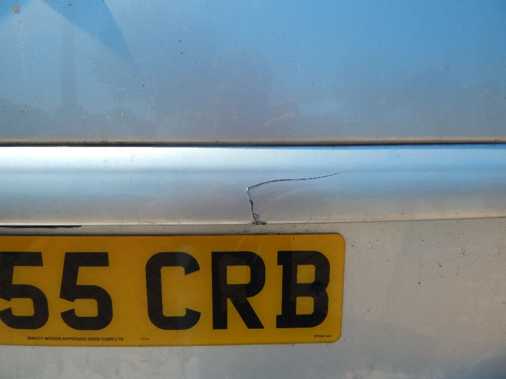 price reduced outlet online best choice Citroen C4 Grand Picasso 2008 Silver Tailgate Boot TRIM open ...