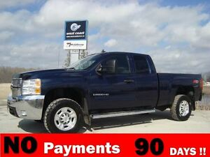 2009 Chevrolet SILVERADO 2500HD LT Z71 *Only $101 Weekly*