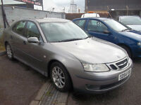 TRADE IN TO CLEAR SAAB 9-3 TID SPORT DIESEL MOT MAY 2017 COMPREHENSIVE SERVICE RECORD 2 KEYS £750