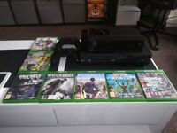 for sale xbox one + kinect, two pads, I add 7 games. 😉
