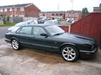 Jaguar XJR V8 Supercharged 375bhp