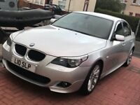 BMW 525 M SPORT DEISEL remapped to 250 bhp and 400 torque