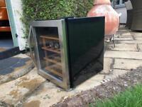 John Lewis wine fridge/cabinet