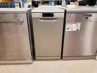 KENWOOD KDW45S16 Slimline Dishwasher A++ 9 place settings - Silver