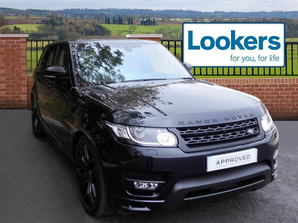 land rover range rover sport sdv6 autobiography dynamic black 2017 01 31 in chelmsford. Black Bedroom Furniture Sets. Home Design Ideas