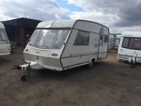 2 BERTH LIGHTWEIGHT ABBEY WITH END KITCHEN AND WE CAN DELIVER PLZ VIEW