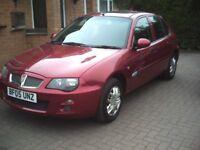 rover 25 2005
