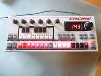 Social Entropy Engine CV-Gate-Midi-USB hardware sequencer