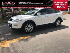 2010 Mazda CX-9 GT NAVIGATION/7 PASS/LEATHER/SUNROOF