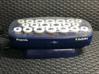 £2. **BABLISS RAPIDE** Heated rollers.