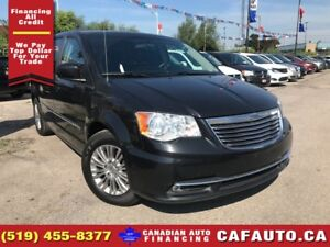 2016 Chrysler Town & Country Touring-L | LEATHER | NAV | CAM | S