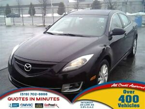 2013 Mazda MAZDA6 GT   LEATHER   CLEAN   MUST SEE