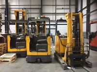 FORKLIFTS FORK LIFTS AND PPT'S.FOR SALE 20 IN TOTAL GERMAN AND JAPANESE MADE GOOD CONDITION ..OFFERS