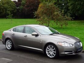 2009 Jaguar XF 3.0 TD V6 Premium Luxury 4dr - 1 PRIVATE OWNER