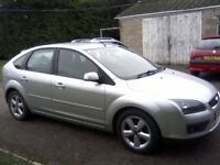 FORD FOCUS 1-6 ZETEC CLIMATE 5-DOOR 2008 (57 PLATE) 140k MILES WITH VAST SERVICE HISTORY, FULL MOT.
