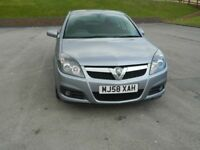 Vauxhall Vectra 1.8 i VVT SRi 5dr£2,590 p/x welcome FREE WARRANTY. NEW MOT