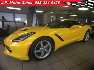 2014 Chevrolet Corvette Stingray Manual, Stingray LT3, Leather,