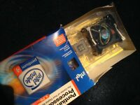 INTEL PENTIUM 4 CPU COMPUTER PROCESSOR + HEATSINK + FAN BRAND NEW BOXED