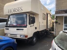 Leyland dad horsebox