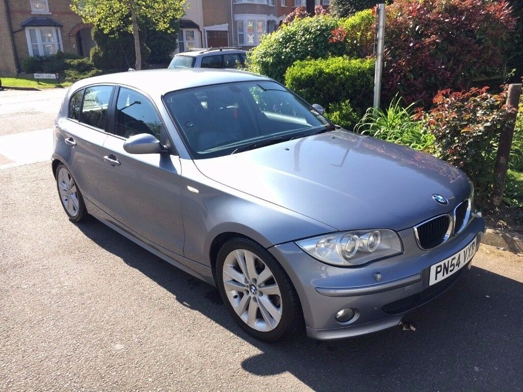 bmw series 1 2005 sport 120d e87 2 0 diesel in enfield london gumtree. Black Bedroom Furniture Sets. Home Design Ideas