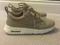 Nearly new Nike trainers
