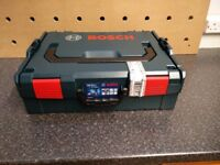 Bosch L-Boxx tool storage case Sortimo + GSB 18V-Li Drill insert Excellent Condition DIY use only
