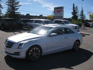 2015 Cadillac ATS 3.6L |AWD |Premium |Coupe |Leather |NAV| Sunro