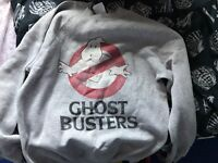 Ghostbusters Women's Jumper Size Small