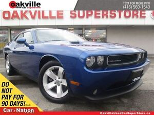 2012 Dodge Challenger   ACCIDENT FREE   SUNROOF   LEATHER   NAVI